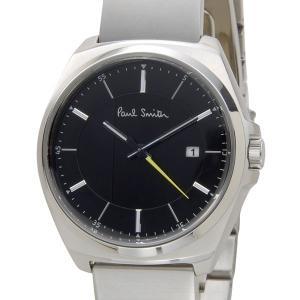 ポールスミス Paul Smith 腕時計 メンズ BV1-216-51 ブラック×シルバー CLOSED EYES 信頼の日本製 DEAL s-select