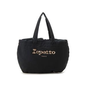 レペット repetto トートバッグ SNEAK BB0213T-410 ブラック レディース ブランド|s-select