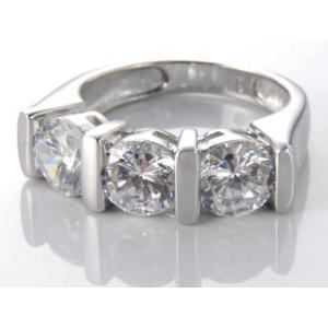 訳あり(細かいキズ・汚れあり) 指輪 11号 ファッションジュエリー シルバーリング P10SP|s-select