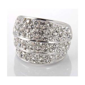 リング 指輪 レディース シルバー 13号 結婚式 披露宴 二次会 パーティー ファッションジュエリー アクセサリー|s-select