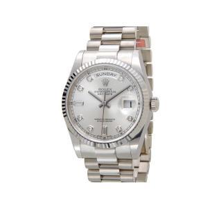 ロレックス ROLEX DAY-DATE デイデイト 118239A 8Pダイヤモンド メンズ 腕時計 新品【送料無料】 s-select