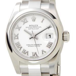 ロレックス ROLEX 179160 WT-R ホワイト ロ...