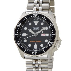 セイコー オートマティック ダイバーズ SEIKO SKX007K2 ダイバーズウォッチ 200M メンズ 腕時計
