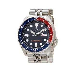 セイコー SEIKO ダイバー SKX009K2 海外モデル 200m ダイバーズウォッチ 自動巻き ネイビー メンズ 腕時計【送料無料】|s-select