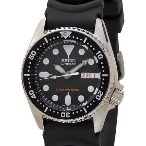 セイコー SEIKO メンズ 腕時計 SKX013K ダイバーズ 200m防水 オートマティック 海外モデル ブラック 新品 【送料無料】 s-select