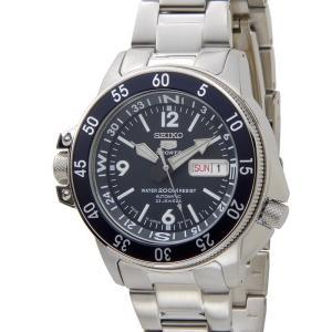セイコー SEIKO メンズ 腕時計 SKZ209J1 セイコー5 ファイブ ダイバーズ 200m防水 オートマティック 海外モデル 新品 【送料無料】|s-select