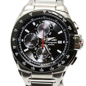 セイコー SEIKO 腕時計 クロノグラフ アラーム クォー...