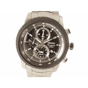 セイコー SEIKO 腕時計 海外モデル クロノグラフ SN...