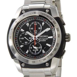 セイコー SEIKO メンズ 腕時計 SNAD47P1 クロ...