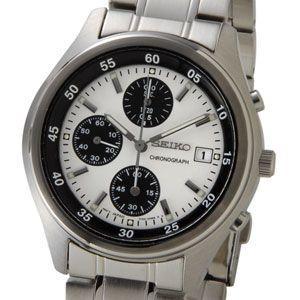 セイコー SEIKO クロノグラフ メンズ 腕時計 海外モデ...