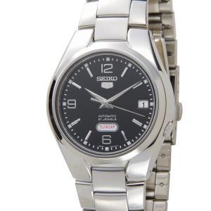 セイコー SEIKO メンズ 腕時計 SNK623K1 セイコー5 ファイブ オートマティック 海外モデル ブラック 新品|s-select
