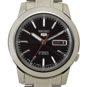 セイコー SEIKO SEIKO5 メンズ 腕時計 逆輸入 snke53j1 セイコーウオッチ ブランド|s-select