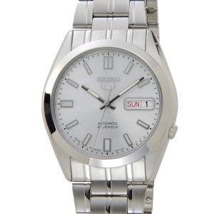 セイコー 腕時計 SEIKO セイコーファイブ SEIKO5 SNKE83J1 日本製 自動巻き シルバー 新品 送料無料|s-select