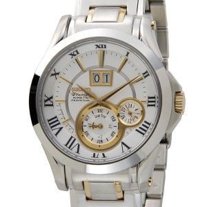 セイコー SEIKO SNP022P1 プルミエ プレミア キネティック パーペチュアル シルバー メンズ 腕時計 ブランド【送料無料】|s-select