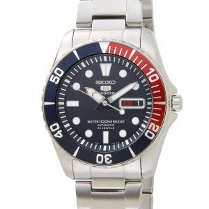セイコー SEIKO 5 メンズ 腕時計 SNZF15K1 セイコーファイブ スポーツ オートマチック ダイバー|s-select