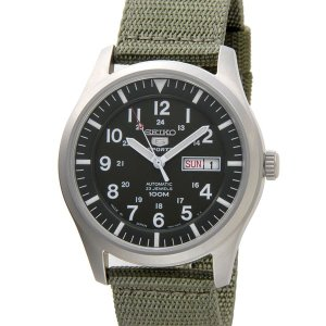 セイコー SEIKO 腕時計 メンズ SNZG09J1 SEIKO5 SPORTS セイコーファイブスポーツ ミリタリー【送料無料】|s-select