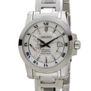 セイコー SEIKO SRG007P1 Premier プルミエ キネティック ダイレクトドライブ 腕時計 メンズ|s-select