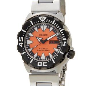 セイコー SEIKO ダイバーズ メンズ 腕時計 SRP315K2 ダイバーズ オートマチック モンスター ダイバー【送料無料】|s-select