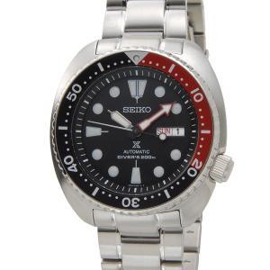 クリアランスセール 3万円均一 セイコー SEIKO SRP789K1 プロスペックス ダイバー 自動巻き ブラック×レッド メンズ 腕時計|s-select