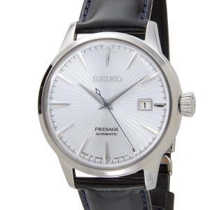 セイコー SEIKO PRESAGE プレサージュ 自動巻き SRPB43J1 ブルー 腕時計 メンズ|s-select