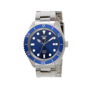 セイコー SEIKO SRPB89K1 SEIKO5 セイコー5 ファイブ スポーツ 自動巻き ブルー メンズ 腕時計 新品|s-select