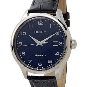 セイコー SEIKO メンズ 腕時計 SRPC21K1 CLASSIC クラシック オートマチック ネイビー×ブラック 新品 【送料無料】|s-select