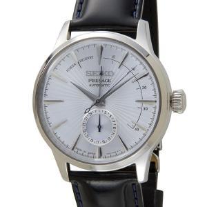 SEIKO セイコー 腕時計 SARY081 SSA343J1 PRESAGE プレザージュ 自動巻き バックスケルトン ライトブルー メンズ|s-select