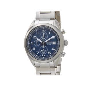 セイコー SEIKO メンズ 腕時計 SSB267P1 クロノグラフ クオーツ ネイビー 新品【送料無料】|s-select