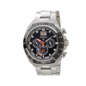 セイコー プロスペックス SEIKO PROSPEX メンズ 腕時計 SSC603P1 ソーラー クロノグラフ ウオッチ ブラック【送料無料】|s-select
