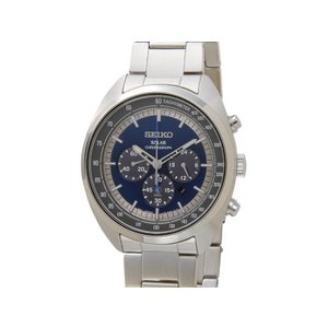 セイコー SEIKO ソーラー クロノグラフ SSC619P1 Solar ネイビー メンズ 腕時計【送料無料】|s-select