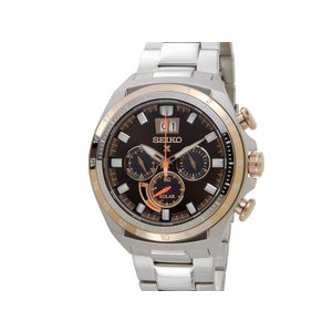セイコー プロスペックス SEIKO PROSPEX メンズ 腕時計 SSC664P1 クロノグラフ ソーラー ウォッチ ブラウン【送料無料】|s-select