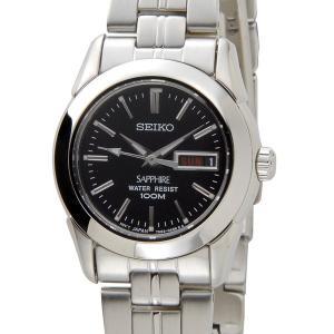 セイコー SEIKO SXA099P1 クオーツ ブラック×シルバー レディース 腕時計 ブランド【送料無料】|s-select