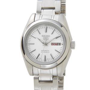 セイコー SEIKO 腕時計 SEIKO 5 セイコー5 SYMK13K1 セイコーファイブ スポーツ 自動巻き シルバー レディース 時計 s-select