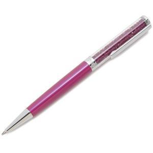 SWAROVSKI スワロフスキー ボールペン 5224385 クリスタルライン ピンク 可愛い プレゼントにオススメ s-select