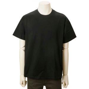 クリアランスセール タトラス TATRAS Tシャツ 半袖 メンズ ブラック MTAT21S8125-01 DIONE バックロゴプリント s-select