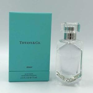 ティファニー TIFFANY&Co. 香水 レディース ティファニー シアー オードトワレ 75ml EDT フレグランス 女性用|s-select