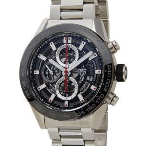 TAGHEUER タグホイヤー 腕時計 CAR2A1W.BA0703 CARRERA カレラ キャリバー ホイヤー01 クロノグラフ メンズ|s-select