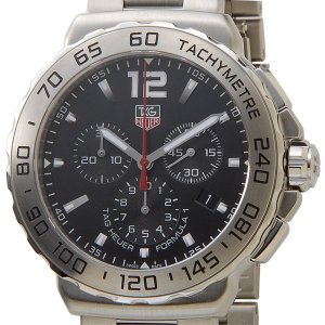 タグホイヤー TAG Heuer フォーミュラー1 クロノグラフ メンズ時計 CAU1112BA0858 ブランド|s-select