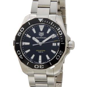 TAGHEUER タグホイヤー 腕時計 WAY111A.BA0928 AQUARACER アクアレーサー 300M ブラック メンズ s-select