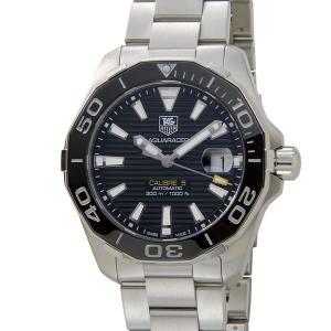 TAGHeuer タグホイヤー メンズ 腕時計 WAY211A.BA0928 アクアレーサー キャリバー5 300m防水 41mm|s-select