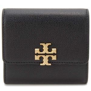 トリー バーチ TORY BURCH 二つ折り財布 ブラック レディース コンパクト 財布 53330 001|s-select