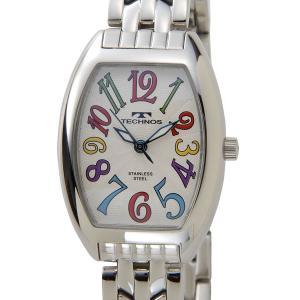 テクノス レディース 腕時計 TECHNOS TSL407SS ステンレス|s-select