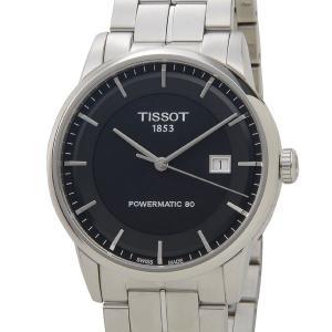 時計セール ティソ T086.407.11.051.00 腕時計 メンズ Tissot ラグジュアリー オートマチック ブラック 新品 セールアイテム 【送料無料】|s-select