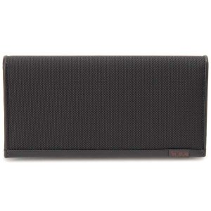 トゥミ TUMI 長財布 メンズ ブラック 119243 DID ALPHA BREAST POCKET アルファ|s-select