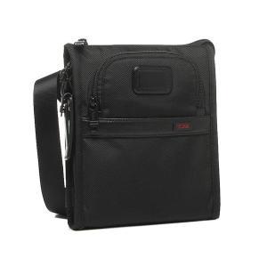 TUMI ショルダーバッグ 22110 BK トゥミ アルファ2 ポケットバッグ スモール ブラック 5,400円以上で送料無料|s-select