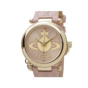 ヴィヴィアンウエストウッド VIVIENNE WESTWOOD 時計 006PKPK オーブ ゴールド×ピンク レディース 腕時計 新品【送料無料】|s-select