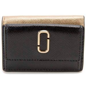 訳あり 財布内側にキズ マークジェイコブス MARC JACOBS 三つ折り財布 0014492 003 s-select