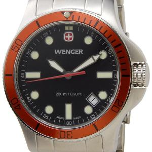 55450cf154 ウェンガー WENGER 72343 メンズ腕時計 バタリオン 200m防水 ミリタリー アウトドア ブランド ブランド|s-select ...