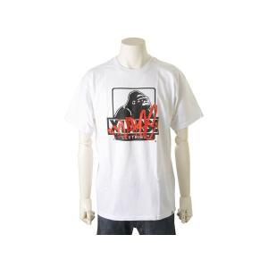 エクストララージ XLARGE メンズ 半袖 Tシャツ (L) MASSIVE SS TEE ホワイト