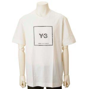 クリアランスセール Y-3 ワイスリー Tシャツ メンズ ホワイト GV6061 アディダス×ヨウジヤマモト ロゴTシャツ s-select